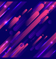 abstract geometric rounded lines pattern motion vector image