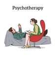 Counselling and assistance of a psychologist