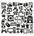 Home appliances icons vector image vector image