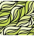 hread pattern stroke green background ombre vector image
