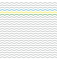 Zig zag tile chevron pattern vector image vector image