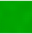 Green chequered background vector image vector image