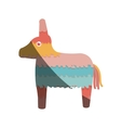 mexican icon isolated vector image