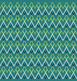 seamless zigzag lines vector image