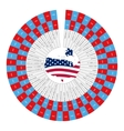 Vote for America - election infographics vector image