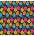 Color leaf vector image vector image