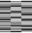 stripe line seamless pattern abstract background vector image vector image