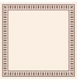 Greek background vector image vector image