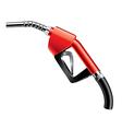 object fuel nozzle vector image vector image