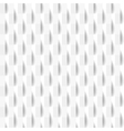 White cut texture with shadow seamless vector image vector image