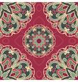 Colorful pattern of mandala vector image vector image