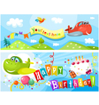 Birthday card vector | Price: 3 Credits (USD $3)