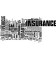 is your auto insurance enough text background