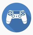 Gamepad vector image vector image