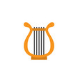 philharmonic flat icon symbol premium quality vector image vector image