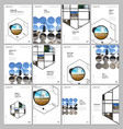 a4 brochure layout covers templates for flyer