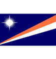 Marshall Islands vector image vector image