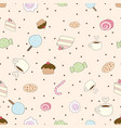 cute colorful pastel cartoon style coffee