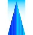 Office Block vector image vector image