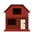 house home family residential vector image vector image