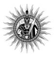 sparta sword 0002 vector image