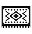 turkish carpet icon simple style