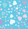 romantic abstract scrapbooking paper vector image vector image