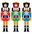 Christmas nutcracker vector | Price: 1 Credit (USD $1)