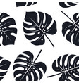 tropical pattern 005 vector image vector image