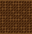 abstract background of connected dots in diagonal vector image vector image