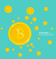 Crypto currency bitcoin internet