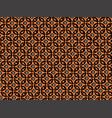 batik traditional texture and background good for vector image vector image