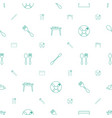 utensil icons pattern seamless white background vector image vector image