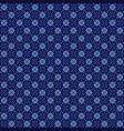 batik blue tones texture and background good vector image