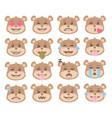 bears set