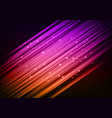 colorful light abstract background vector image vector image