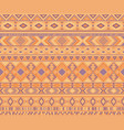 american indian pattern tribal ethnic motifs vector image vector image