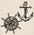 anchor wheel art