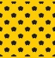 lotus flower pattern vector image vector image
