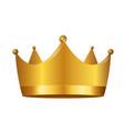 princess crown icon vector image vector image