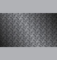 abstract black and grey background composed vector image vector image