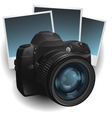 Photo camera vector | Price: 3 Credits (USD $3)
