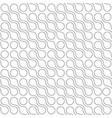 abstract background connected dots in diagonal vector image vector image