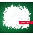 Chalk drawn texture vector image vector image