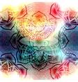 Tie dye vector image vector image
