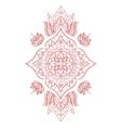 Manipur Chakra Mandala vector image