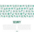 Security and protection concept