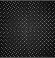 diamond plate vector image vector image
