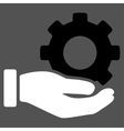 Mechanic Service Icon vector image