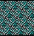 op art seamless geometric background vector image vector image